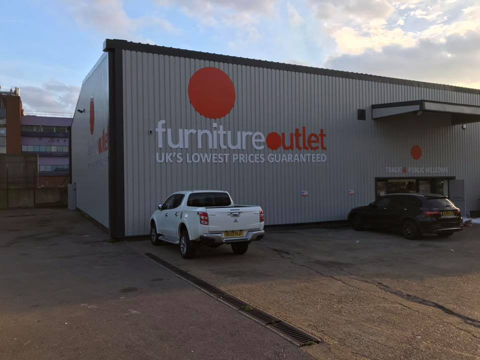 Furniture Outlet Stores now open in Dagenham, Essex