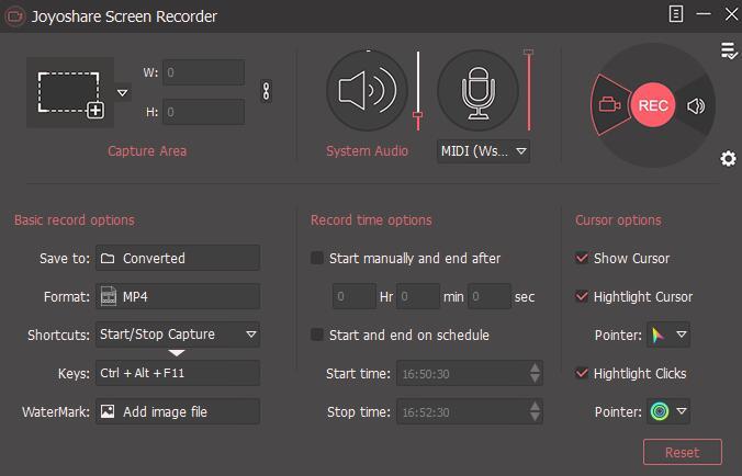 recording-settings