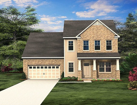 Paran Homes Debuts Four New Floor Plans At Georgia S Traditions Of