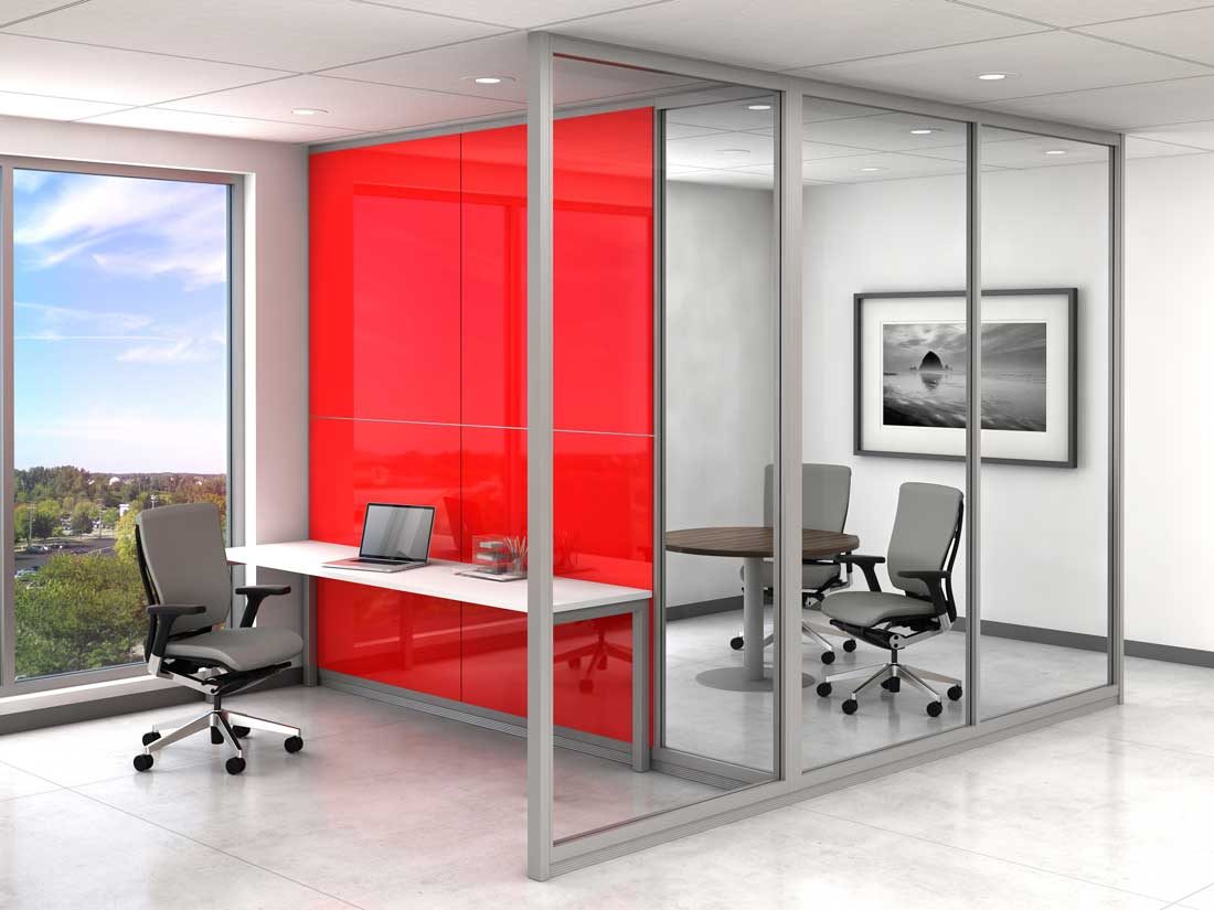 Systems Furniture movable wall systems