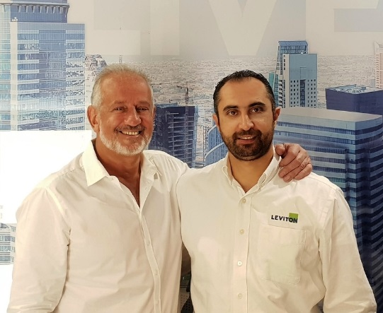 The new Managing Director for Leviton Middle East