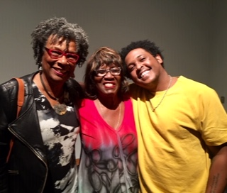 BMR past, present, & future with Mary Moore Easter, Patricia Smith, Danez Smith