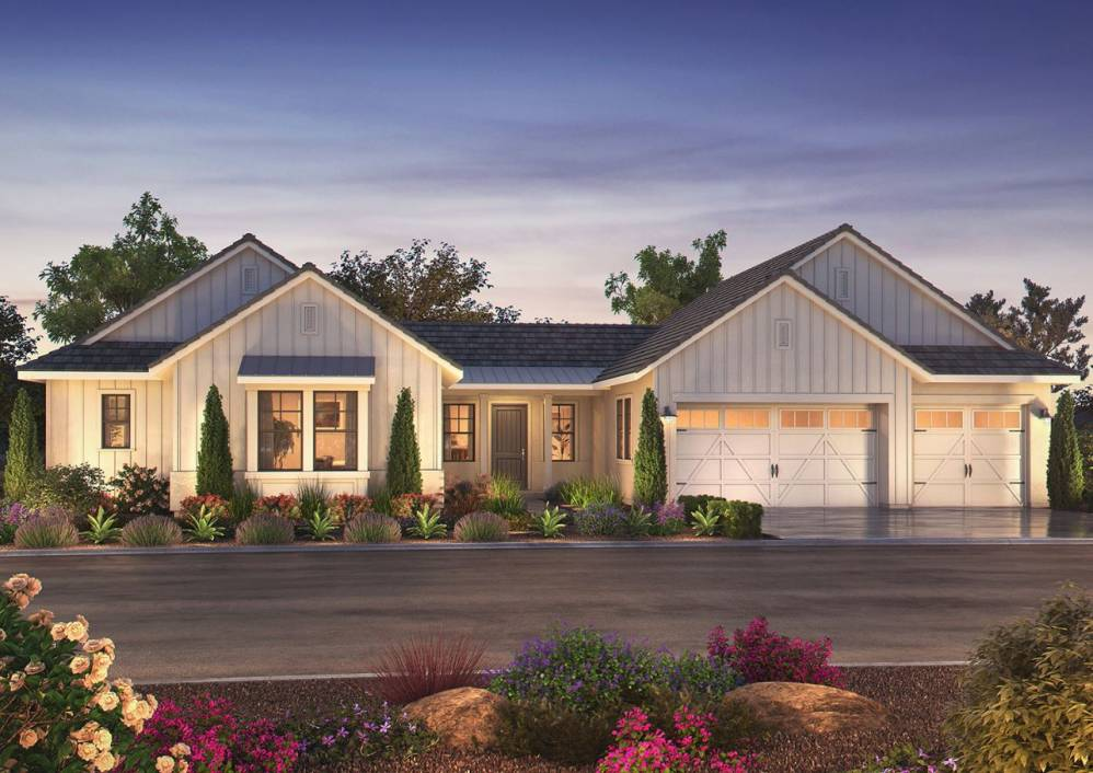 Wedgewood by Shea Homes. Residence 1.