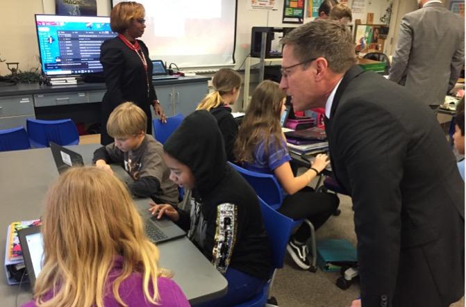 Richfield Bloomington Honda donates $10,000 to Richfield STEM Schools.
