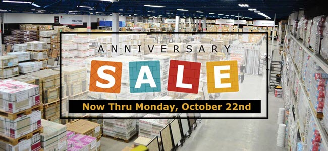 New Tile and Luxury Vinyl Flooring Arrivals for Tile Outlets of America Sale