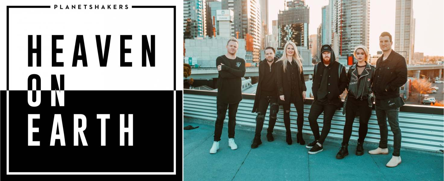 Planetshakers Band releases Heaven On Earth CD/DVD Oct. 19.