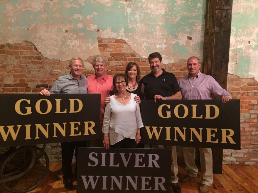 Youngsville's Cedar Ridge Tri-County Parade of Homes Award Winners