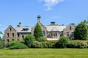 Howard Brown Villa in Newport Rhode Island