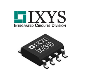 IXYS Low Cost Dual 5A Gate Driver