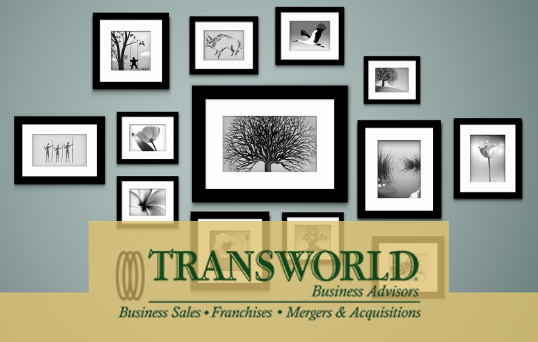 Transworld Business Advisors Supports a Trade in the Framing Industry
