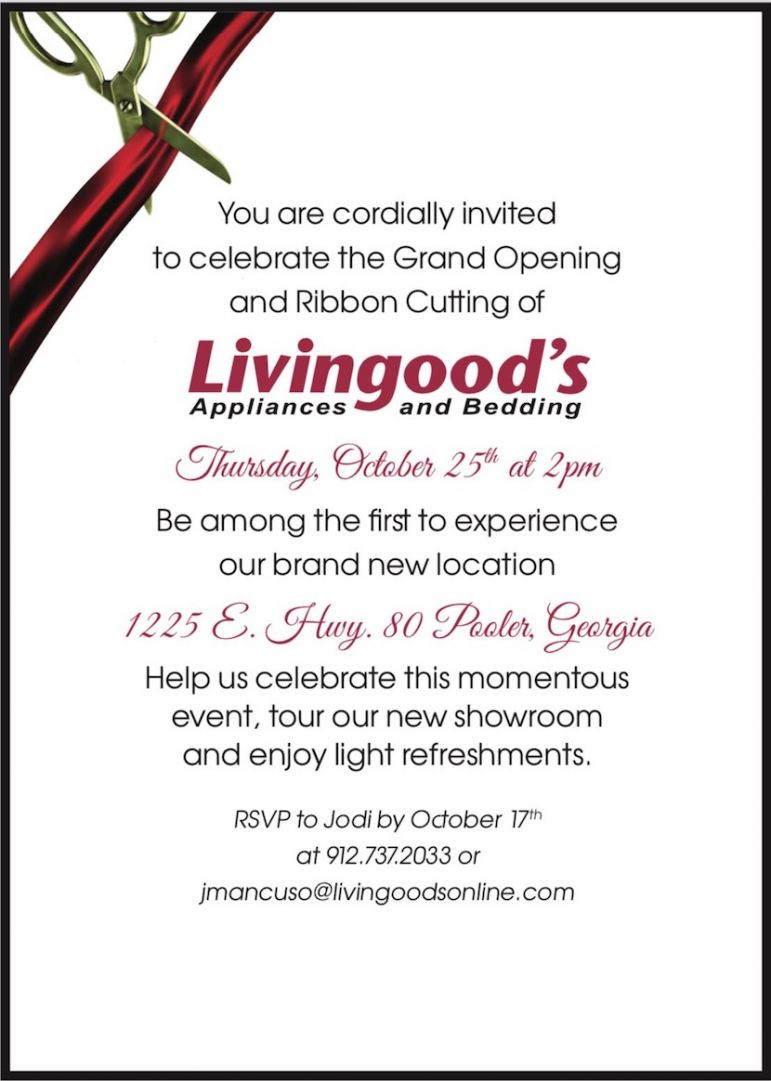 Livingood's Grand Opening