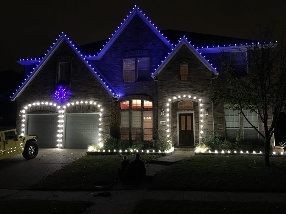 Kingdom Christmas Lights image 1