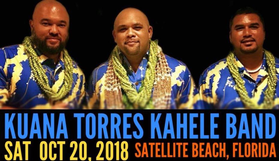 Kuana Torres Kahele Band
