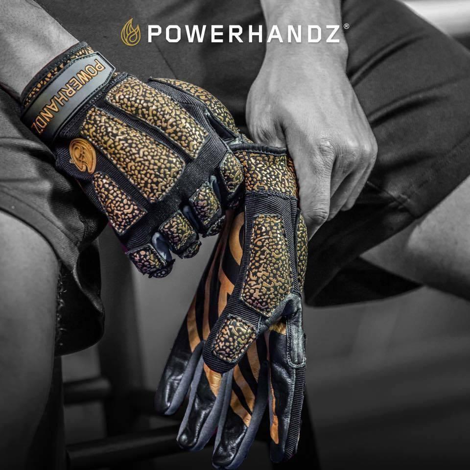 POWERHANDS training gloves