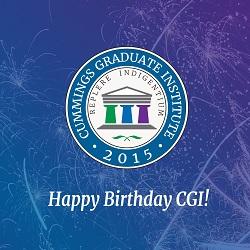 CGI Celebrates 4 Years