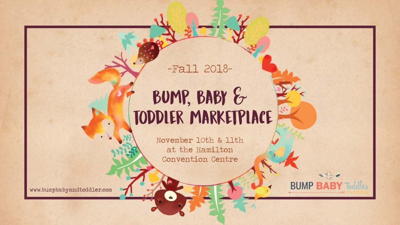 Fall Bump, Baby & Toddler Marketplace