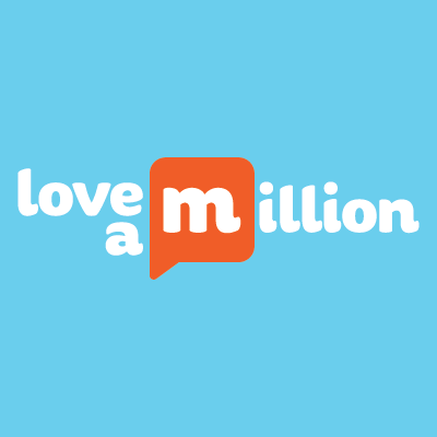Love A Million logo