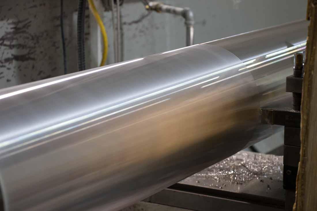 MECA aluminum rollers