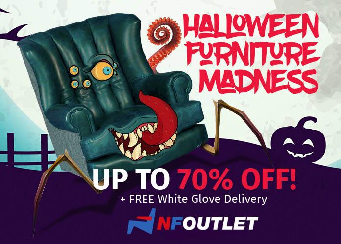 Great Halloween Furniture Deals
