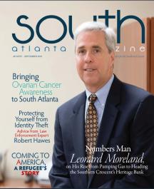 Leonard Moreland, CEO of Heritage Bank