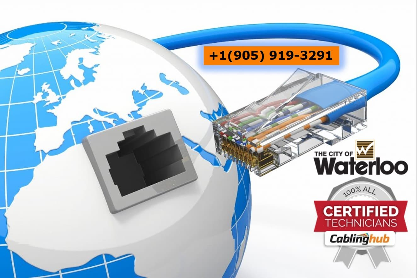 Waterloo, ON Data Network Cabling Contractor