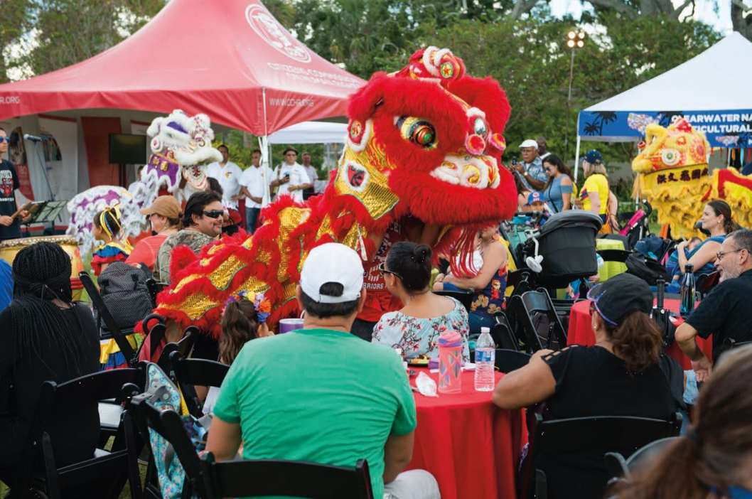 Clearwater National Multicultural Day Photo
