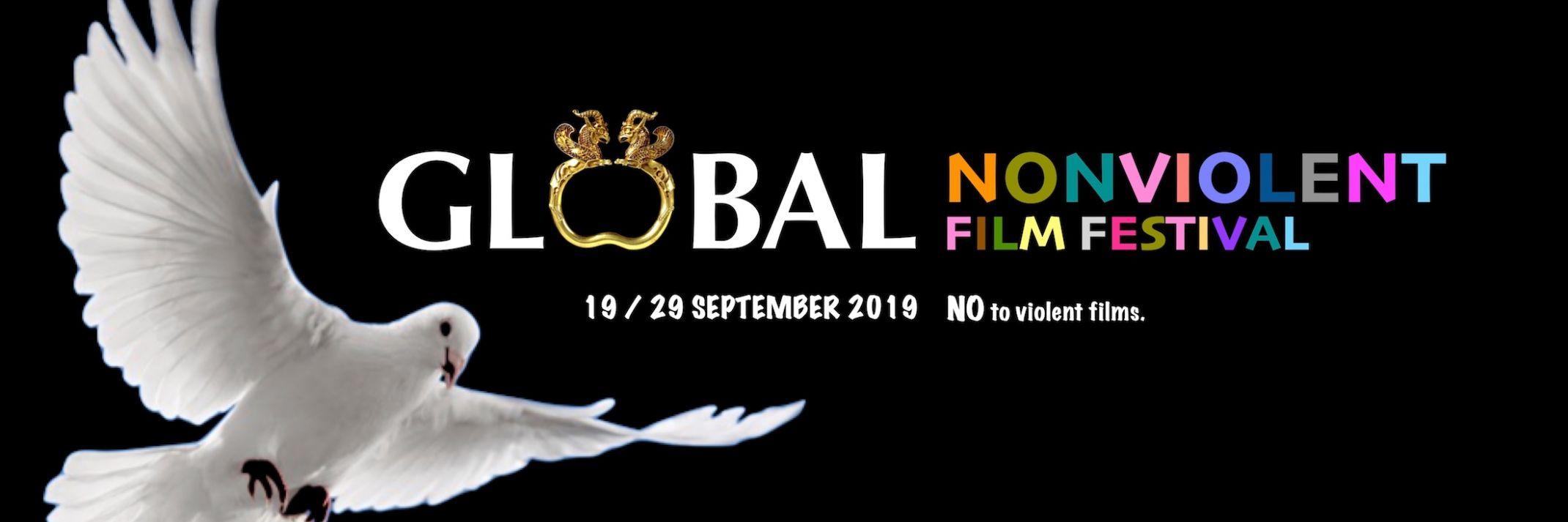 Global Nonviolent Film Festival: September 19 - 29, 2019