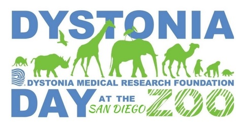 San Diego is one of 13 cities to host a Dystonia Zoo Day in 2018.