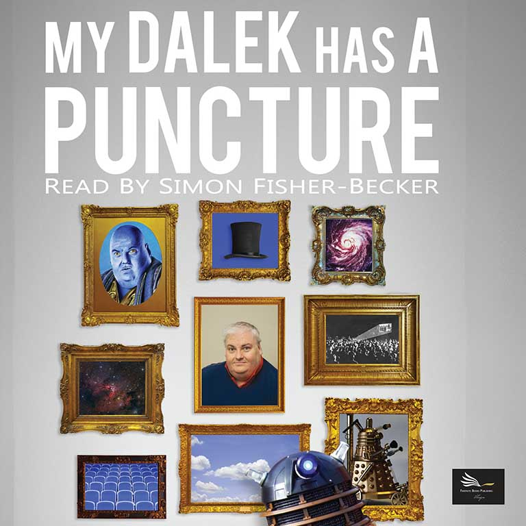 My Dalek has a Puncture by Simon Fisher-Becker