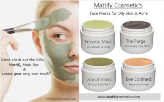 make your own face mask for acne prone skin mattif