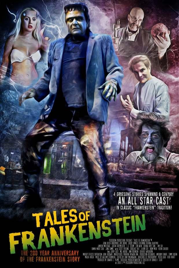 Tales Of Frankenstein World Premiere