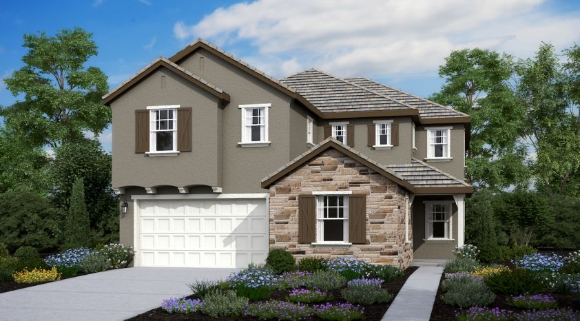 Lennar will Grand Open The Preserve masterplanned in San Ramon next month.