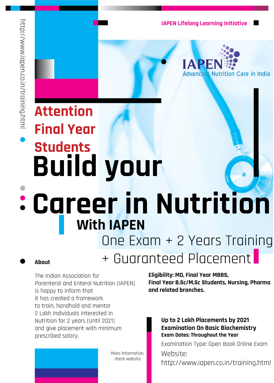 Build Your Career in Nutrition With IAPEN