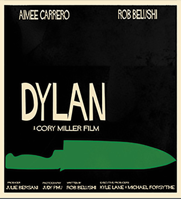 DYLAN is on Amazon and Amazon Prime