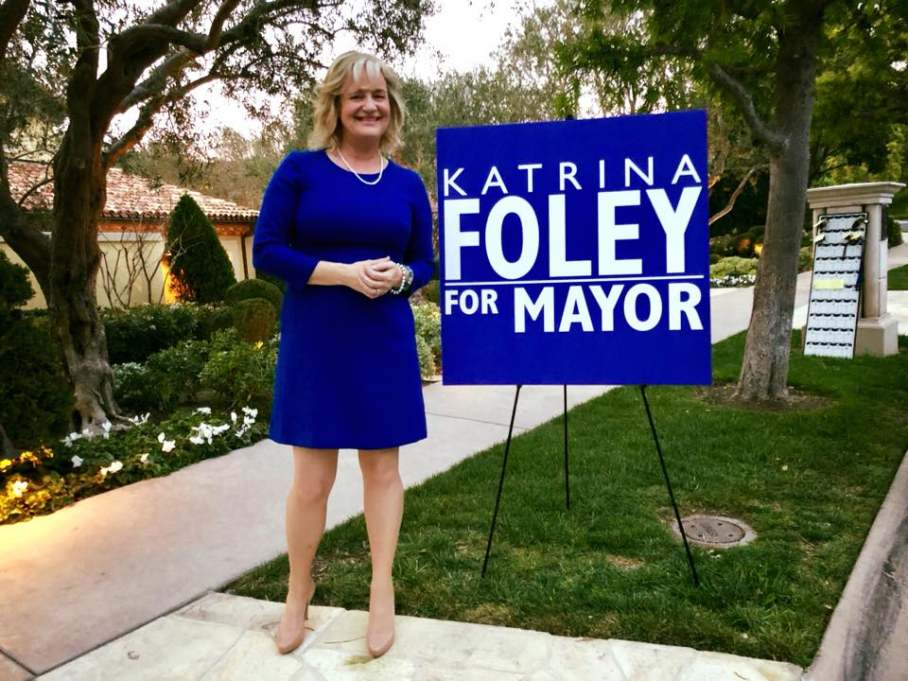 Katrina Foley for Mayor 2018