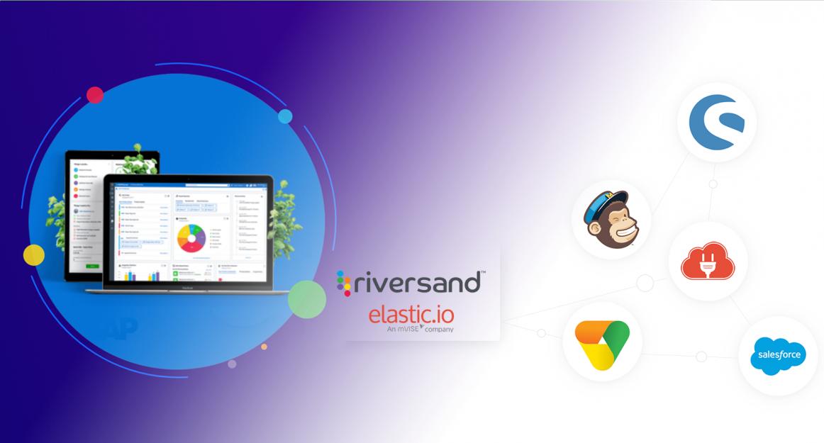 Riversand partners with elastic.io