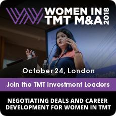 Women in TMT M&A 2018