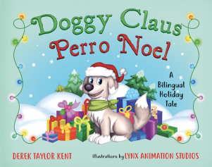 Doggy Claus/Perro Noel cover