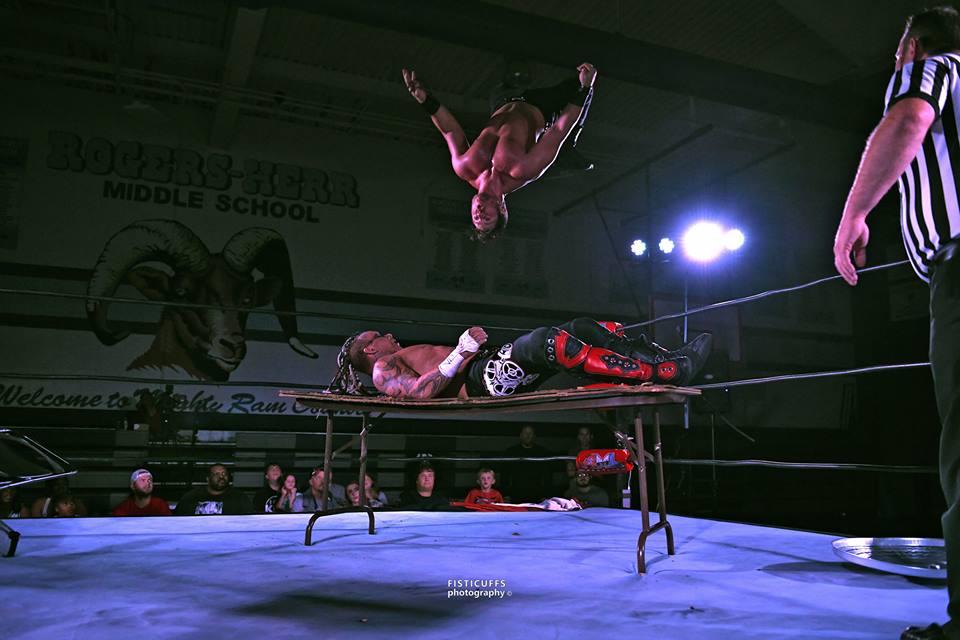 AML Wrestling Durham, NC