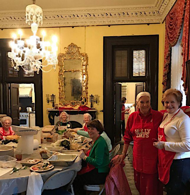 Savannah Holly Days Bazaar will be held Nov. 7-8