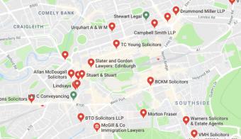 seo for solicitors in edinburgh