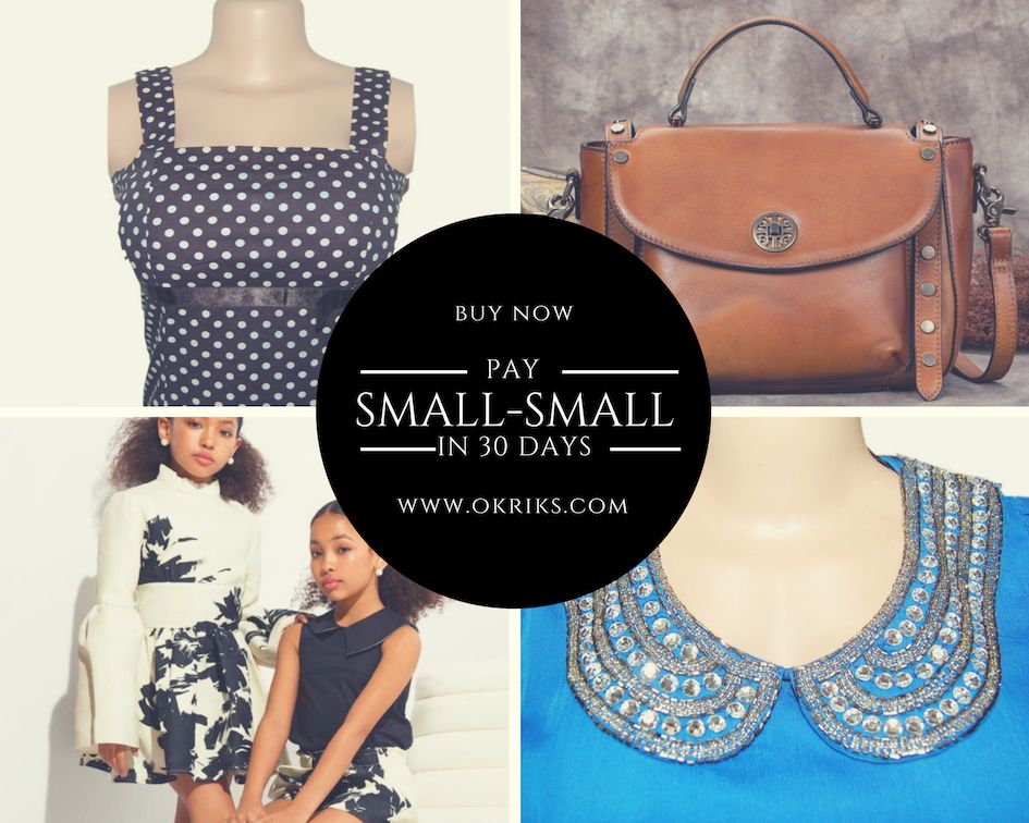 Buy and pay small-small