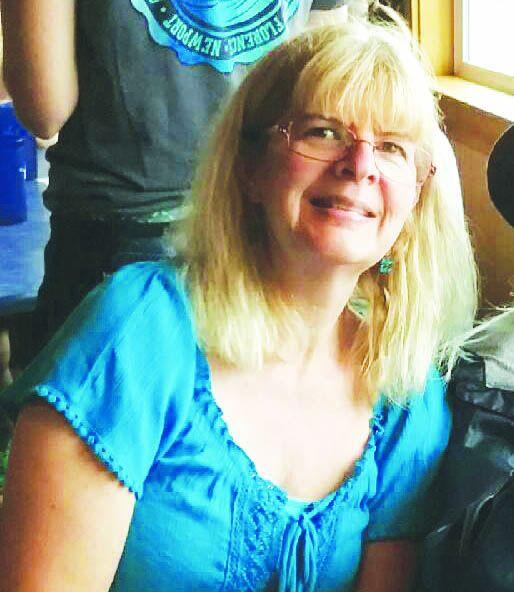 Volunteer Peggy Johnson