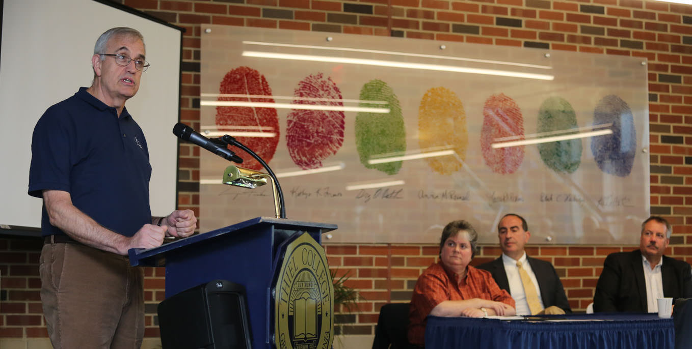 Thiel College announced its new Environmental Safety Management program