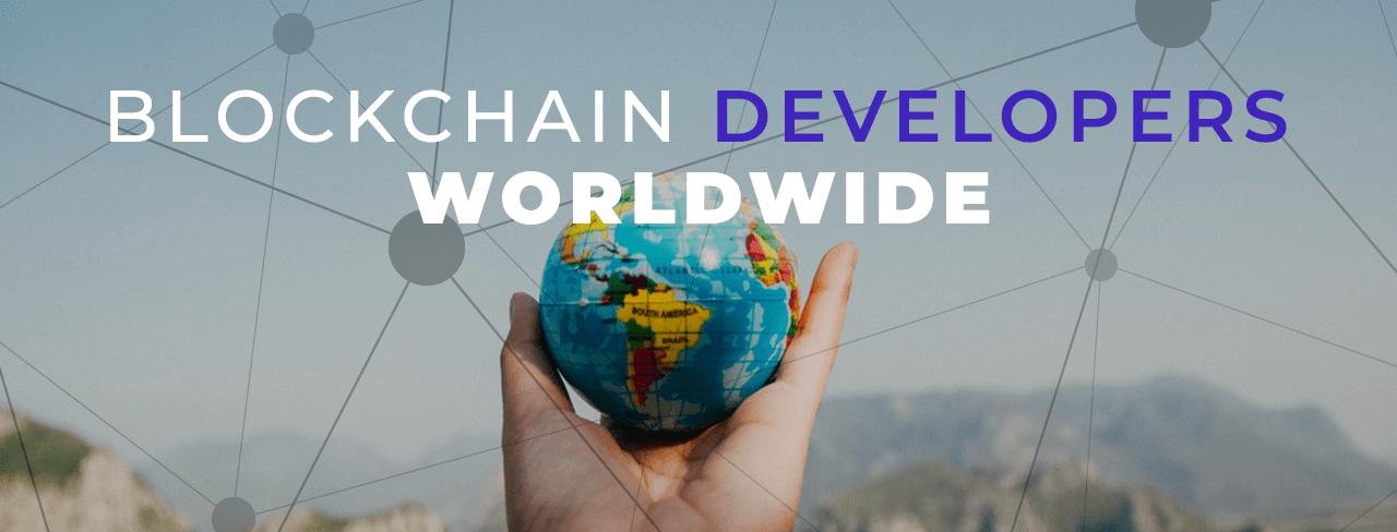 Blockchain Developers Worldwide