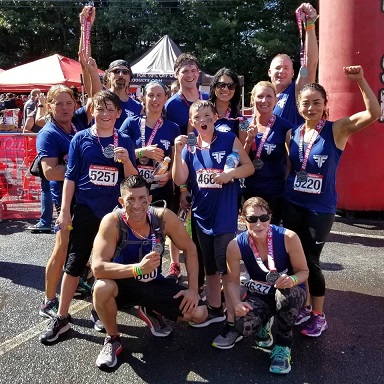 The Fitness Factory Salem Nh Takes On The Rugged Maniac