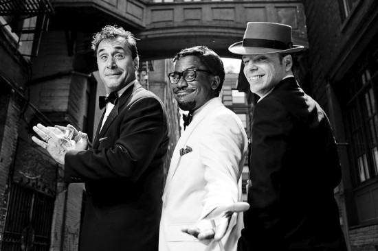 The Rat Pack!