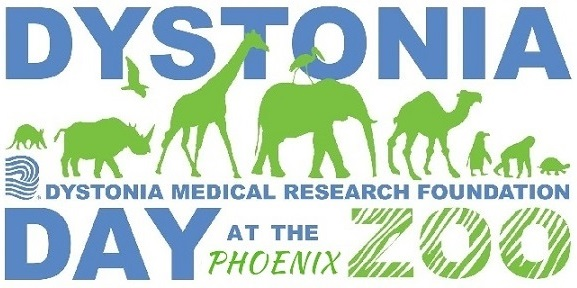 Phoenix is one of 13 cities hosting a Dystonia Zoo Day to promote awareness.