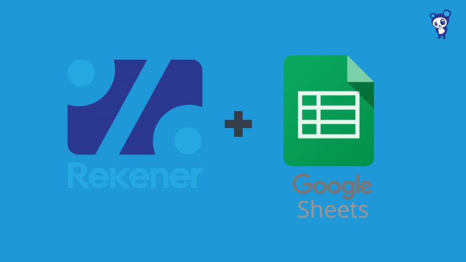 Rekener integration with Google Sheets