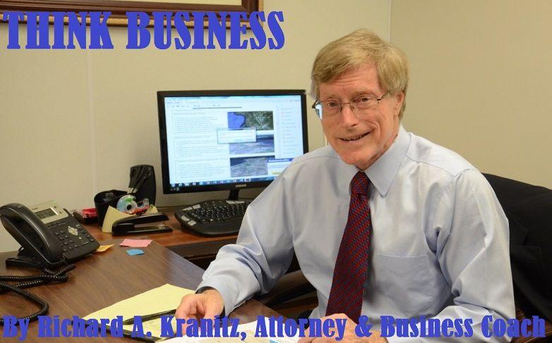 Think Business Blog by Richard A Kranitz, Wisconsin